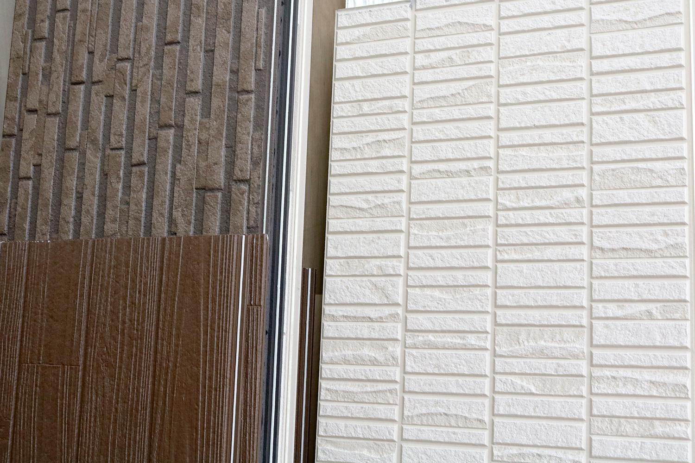 外壁材 プレカット 加工